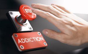 Addiction Button