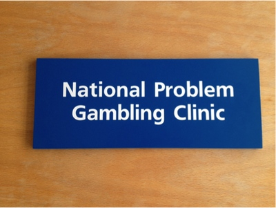 National Problem Gambling Clinic Logo
