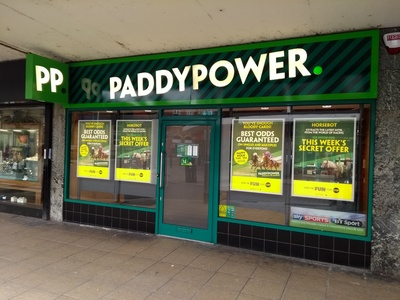 Paddy Power FOBTs