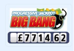 B-Live Gaming Big Bang Jackpot