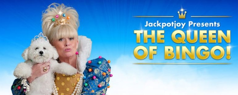 Barbara Windsor Jackpotjoy