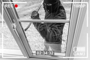 CCTV Burglar Robbery