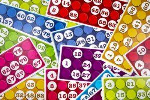 Many Bingo cards
