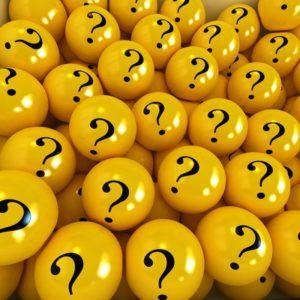 Question Mark Balls