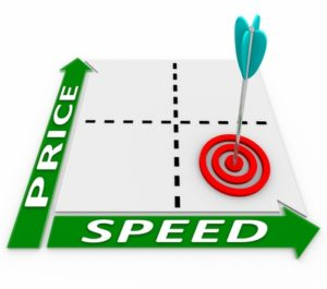 Low Cost High Speed