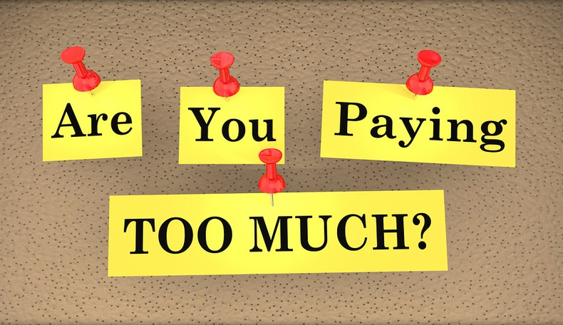 Paying Too Much