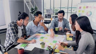 Design Team meeting