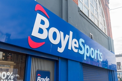 Boylesports Shop