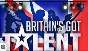 Britains Got Talent Bingo