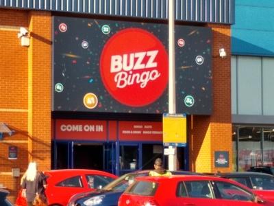 Buzz Bingo Hall