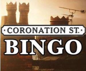 Corronation Street Bingo Logo