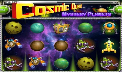 Cosmic Quest 2 Mystery Planets