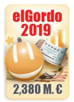 El Gordo 2019