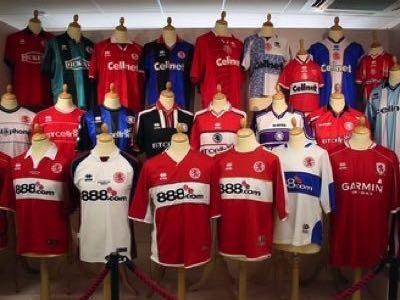 Football sponsors