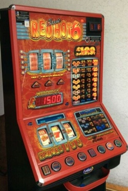Fruit Machine Classic Red Hot 6