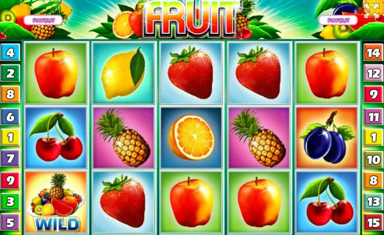 Fruit Online Slot