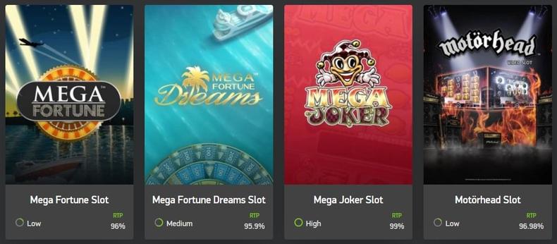 Game Choice