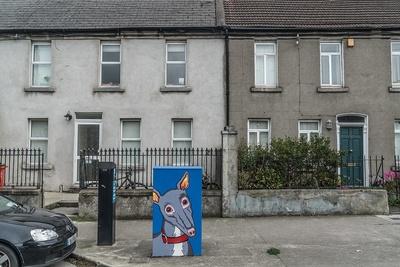 Greyhound Painting Dublin