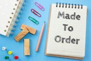 Bespoke Made To Order