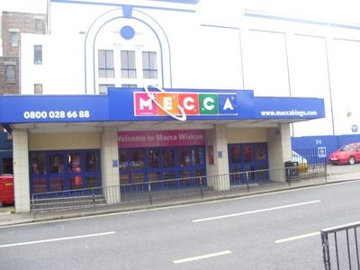 Mecca Bingo Hall