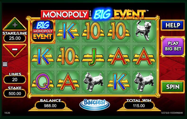 Monopoly Screenshot