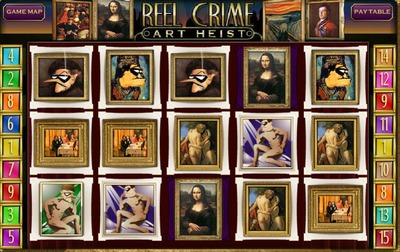 Reel Crime: Art Heist