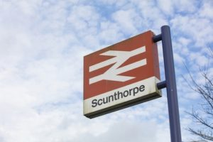 Scunthorpe Sign