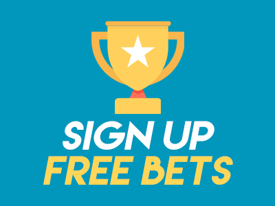 Sign Up Free Bets