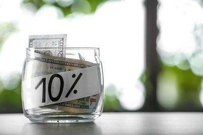 Ten Percent Profit