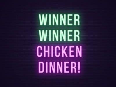 Winner winner