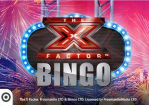 The X Factor Bingo