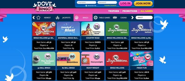 Jumpman Bingo Sites
