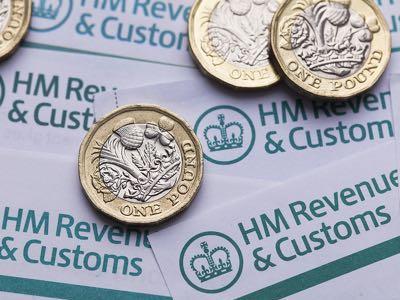 HMRC pound coins