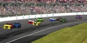 Virtual motor sport